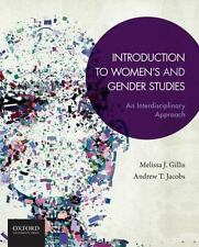 Introduction to Women's and Gender Studies: An Interdisciplinary Approach