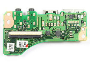 Toshiba Tecra R840 USB/Audio Board