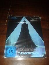 THE NEON DEMON MEDIABOOK REGION B SOUNDTRACK OST VON CLIFF 2 DVD 1 BLU RAY BOOK