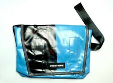 FREITAG F14 Dexter Large Sized Messenger Bag | Blue & Black | BNWT | RRP £190