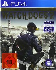 PS4 Spiel Watch Dogs 2 - Gold Edition NEUWARE