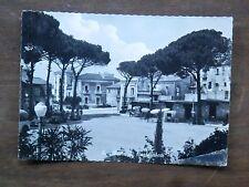 Vecchia foto cartolina d epoca di S Maria di Castellabate giardini case da per