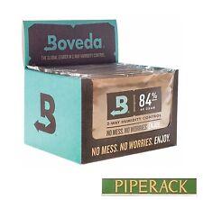 Boveda 84% HR 2-way control de humedad, gran tamaño 60 Gr, 12-Pack Caja Completa