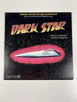 Dark Star Soundtrack LP Vinyl John Carpenter 1980 OST Citadel CT 7022