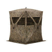 Barronett Big Mike Blades Large Portable Ground Camouflage Bow Hunting Blind