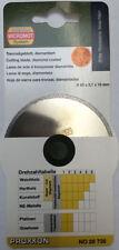 Proxxon Diamond coated circular saw blade 28735 KGS80 / Direct from RDGTools
