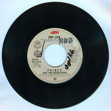 Philippines PRINCE AND THE REVOLUTION Pop Life 45 rpm Record
