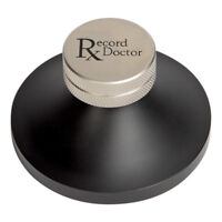 Record Doctor Record Clamp - Black