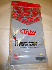 3 Pack Style 2 Paper Filter Bags to fit the Kirby Heritage 1HD 19068103