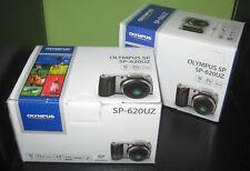 OLYMPUS SP-620UZ --- digital camera --- silver --- MINT - 7 AVAILABLE