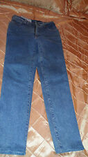"""VALENTINO JEANS FAB STRETCHY NARROW LEG PERFECT JEANS (WAIST28"""", HIPS 33"""")"""