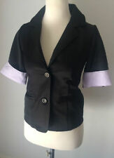 Unbranded Solid Coats, Jackets & Vests for Women