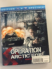OPERATION ARCTIC FOX Blu-Ray