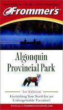 Frommer's Algonquin Provincial Park