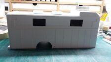 Model Fire truck rescue body  Semi   1:24 1:25 scale model Diorama