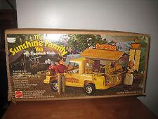 Sunshine Family Van with Piggyback Shack
