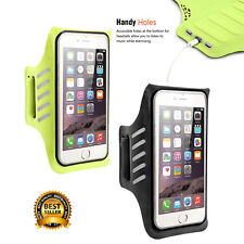 Gym Exercise Running Jogging Sports Armband Pouch Case For iPhone 6s 7 8 Plus/ X