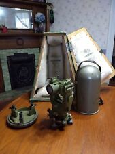 Wild Heerbrugg NT1 theodolite EARLY 1940's!