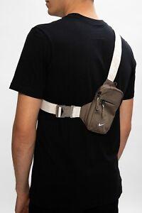 Nike Unisex Belt Bag Crossbody Bag Olive Grey BA5904-040