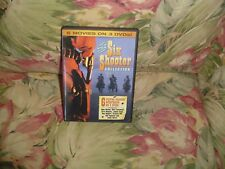 The Six Shooter Collection (DVD, 2006) 6 Movies on 3 DVD's, John Wayne