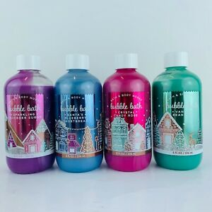 1 Bath & Body Works Bubble Bath Ultra Pampering 8 fl.oz/236 ml CHOOSE SCENT