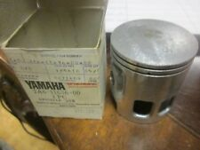 Yamaha DT 125 piston new 2A6 11636 00