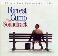 FORREST GUMP Soundtrack 2CD Doors Joan Baez  Bob Dylan Harry Nilsson ++