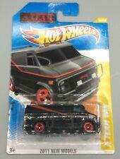 """New listing New 2011 Hot Wheels - """"The A Team"""" A Team Van (39/50 2011 New Models)"""