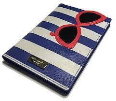 Kate Spade Passport Holder WLRU2434 Make A Splash Sunglasses agsbeagle