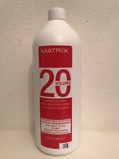 Matrix 20 Volume Cream Developer 32oz/946ml. Brand New. Matrix Developer.