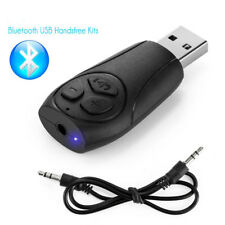 Bluetooth 4.2 Receiver 3.5 mm Aux Input Adapters Audio System for Car and Home