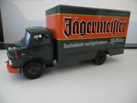 IXO Truck Mercedes Benz L1113 Drink Jagermeister MODEL  1:43 ref gj