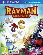 Rayman Origins PS Vita For PAL PS Vita (New & Sealed)