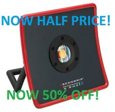 Scangrip LED Colour Match Multimatch Work Site Light. NOW HALF PRICE - 50% OFF!