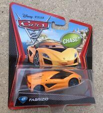Disney Pixar Cars FABRIZIO CHASE , Super Rare MIBP