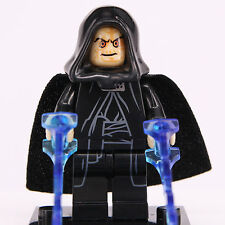 Star Wars Emperor Palpatine Building Toy Fits Lego  Super Hero Minifigs Toy