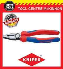 KNIPEX 03 02 200 200mm COMBINATION PLIERS – MADE IN GERMANY