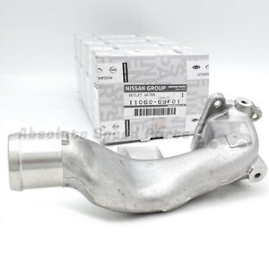 New OEM Nissan Water Outlet Neck for SR20DET S14 S15 Silvia 240SX 11060-69F01