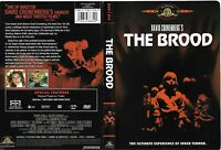 The Brood (2003 OOP Sensormatic DVD) Oliver Reed, Samantha Eggar