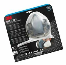 3M 52764 Professional Paint Respirator 7500 Series Small