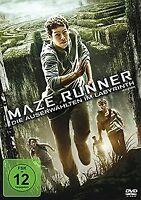 Maze Runner - Die Auserwählten im Labyrinth von Wes Ball | DVD | Zustand gut