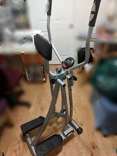 unbranded AIR GLIDER ELLIPTICAL TRAINER pick up only
