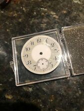 O'Hara Signed Multicolor Pocket Watch Fancy Dial-perfect