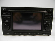 2011 12 Nissan Versa Radio Player AM FM CD SAT Navigation OEM-25915ZW80C