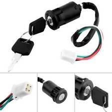 Universal Motorcycle Ignition Switch Lock Key ATV Dirt Bike Fit Motorcycle Parts