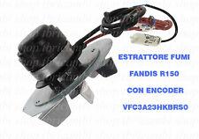 ESTRATTORE FUMI FANDIS R150 CON ENCODER VFC3A23HKBRS0 MOTORE ECOFIT 2RECA3