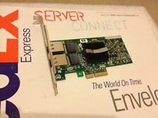 412648-B21 HP NC360T PCI-E DUAL PORT ADAPTER 412646-001 412651-001