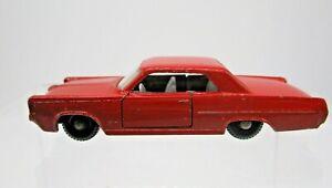 Vtg Matchbox Lesney #22 Pontiac GP Sports Coupe Red - Diecast Car Regular Wheels