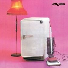 THE CURE - THREE IMAGINARY BOYS (DELUXE EDITION) 2 CD  33 TRACKS ROCK/POP  NEUF