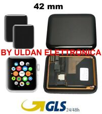 TOUCH SCREEN + LCD DISPLAY PER APPLE WATCH PRIMA GENERAZIONE 42mm OROLOGIO A1554